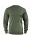 Футболка с рукавом Rothco Long Sleeve Solid T-Shirt Olive