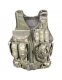 Жилет тактический MILITANT Cross Draw Vest ACU Digital