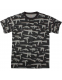 "Футболка Rothco Vintage ""Guns"" T-Shirt Black"