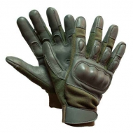 Перчатки тактические Bilal Brothers Hard Knuckle KEVLAR® Foliage