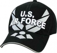 "Бейсболка Rothco Deluxe ""U.S. AIR FORCE WING"""