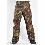 Брюки мембранные Arktis Waterproof Combat Trousers C310 - Flecktarn (FLK)