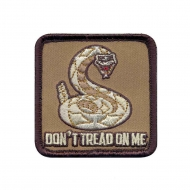 "Нашивка Rothco ""Don't Tread On Me"" Patch"