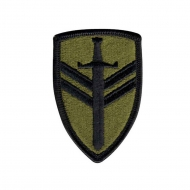 "Нашивка Rothco ""2nd Support Command"" Patch"