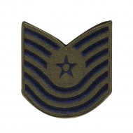 "Нашивка Rothco ""USAF Master Sergeant 1986-1992"" Patch"