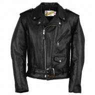 Куртка косуха SCHOTT Classic Perfecto Leather Motorcycle 118 Long
