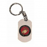 "Брелок для ключей Rothco ""Marines"" Dog Tag Key Chain"