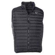 Жилет пуховый Schott Mens Nylon Down Vest 9604DV - Black