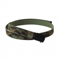 Ремень брючный Rothco Military Web Belts Woodland Digital/OD