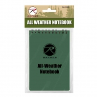 Блокнот Rothco All Weather Waterproof Notebook 10x15