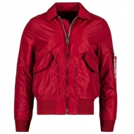 Куртка летная Alpha Industries CWU 36P MOD Red