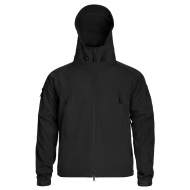 Куртка тактическая Texar Softshell Falcon Jacket Black