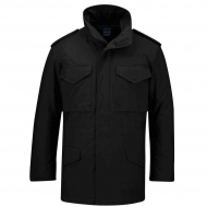Куртка Propper M-65 Field Coat Black с подстёжкой