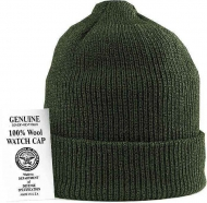 Шапка Genuine G.I. Wool Watch Cap Olive