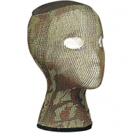 Маска Spandoflage Head Net Green Camo