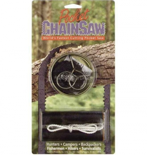 Пила цепная Short Kutt Pocket Chain Saw