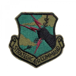 "Нашивка Rothco ""Strategic Air Command"" Patch"