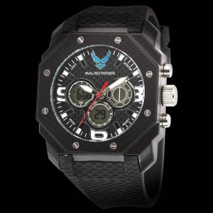 Часы армейские Wrist Armor US Air Force C28 Blk & Wht 37300008