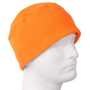 Шапка Rothco G.I. Type Polar Fleece Orange