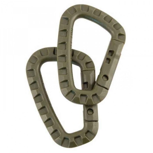 Карабин тактический Kombat UK Tactical Carabiner - Olive Green