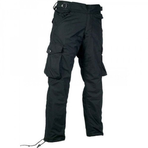 Брюки мембранные Arktis Waterproof Combat Trousers C310 - Black