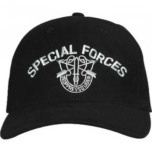 Бейсболка Rothco SPECIAL FORCES